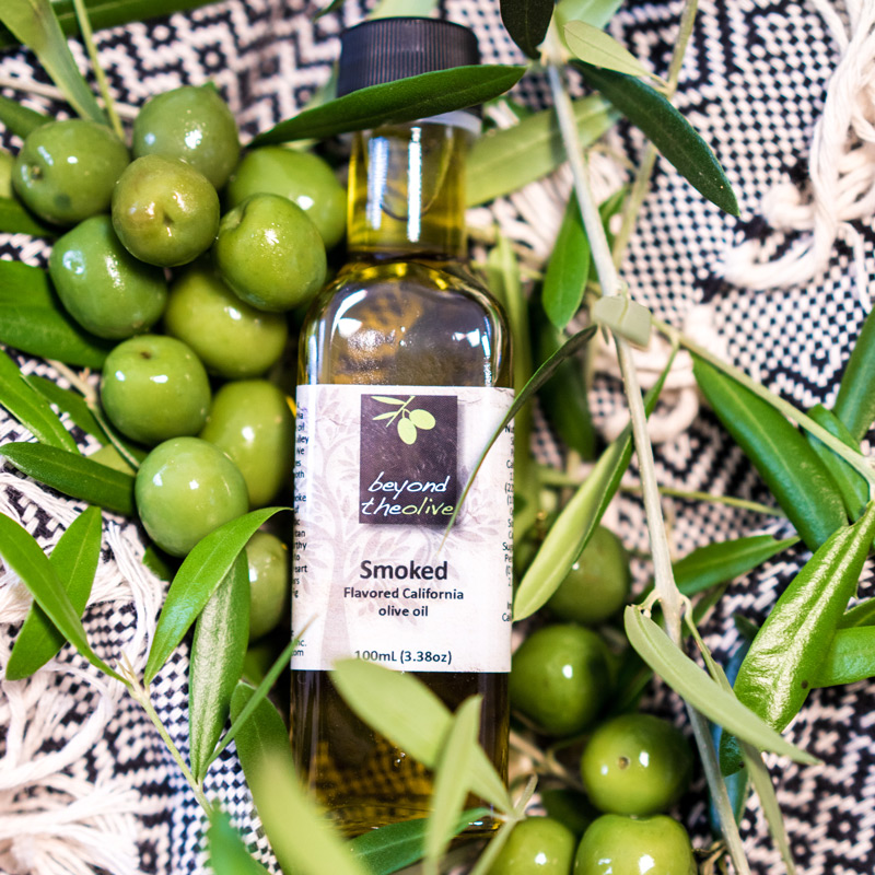 Beyond The Olive | Smoked Olive Oil
