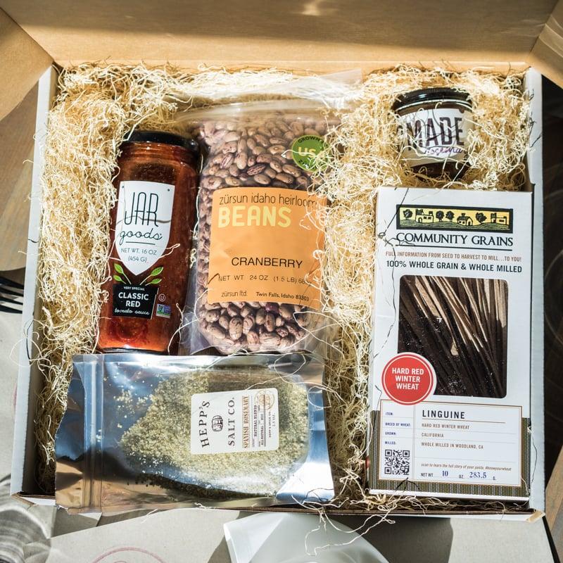 The Box from Chef Michael Fiorelli