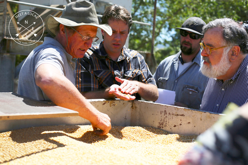 Bob Klein   Community Grains
