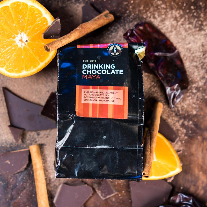 Gearharts | Maya Drinking Chocolate