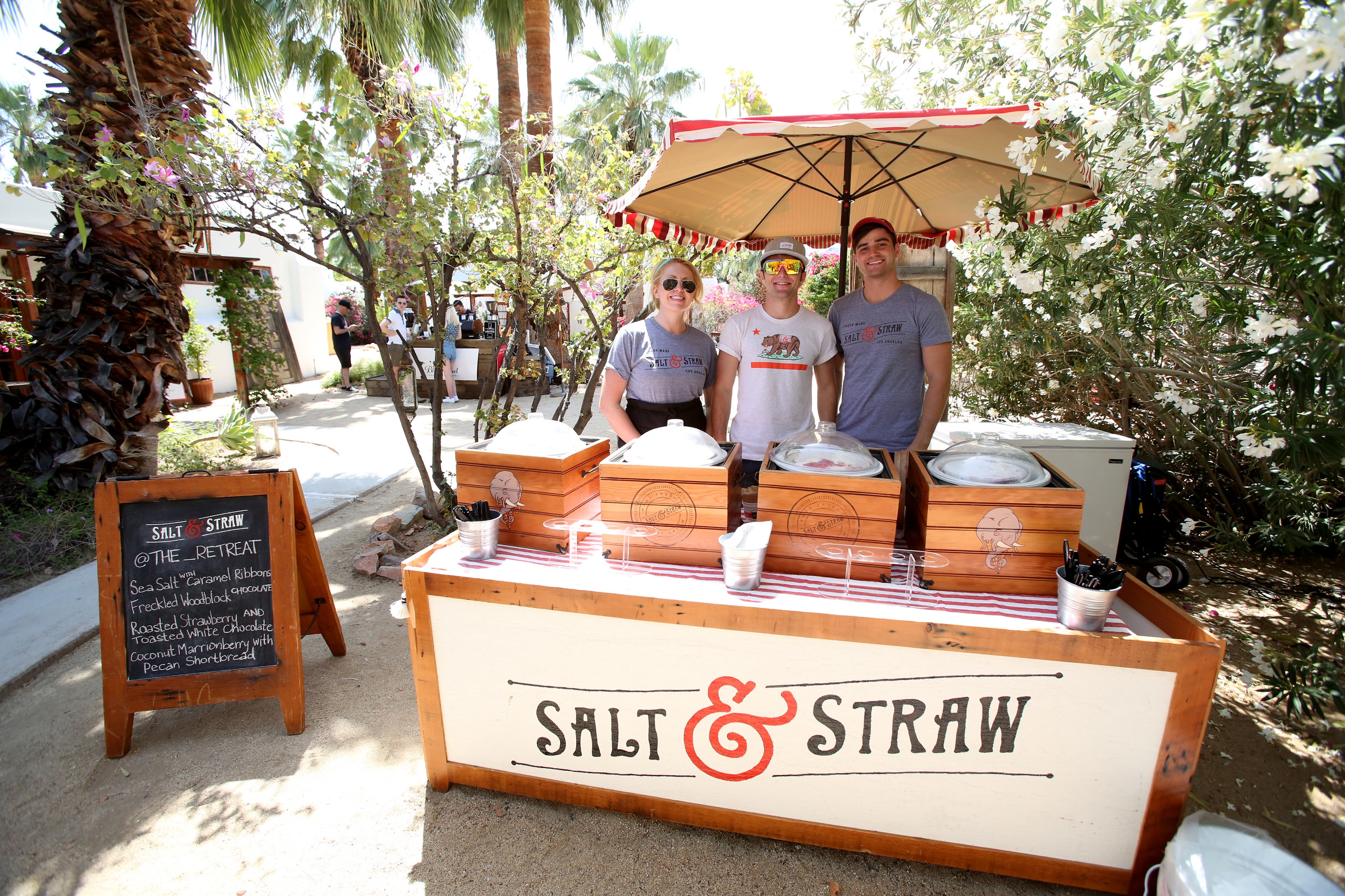 Salt & Straw |(Photo by Jonathan Leibson/Getty Images)