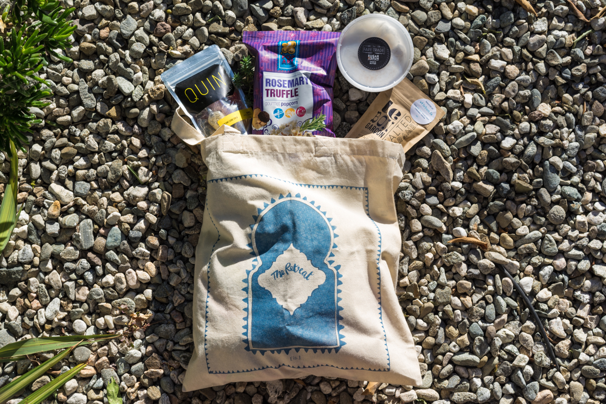 Gift Bag Curation | The Retreat