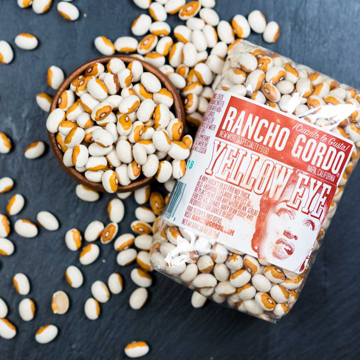 Yellow Eye Beans | Rancho Gordo