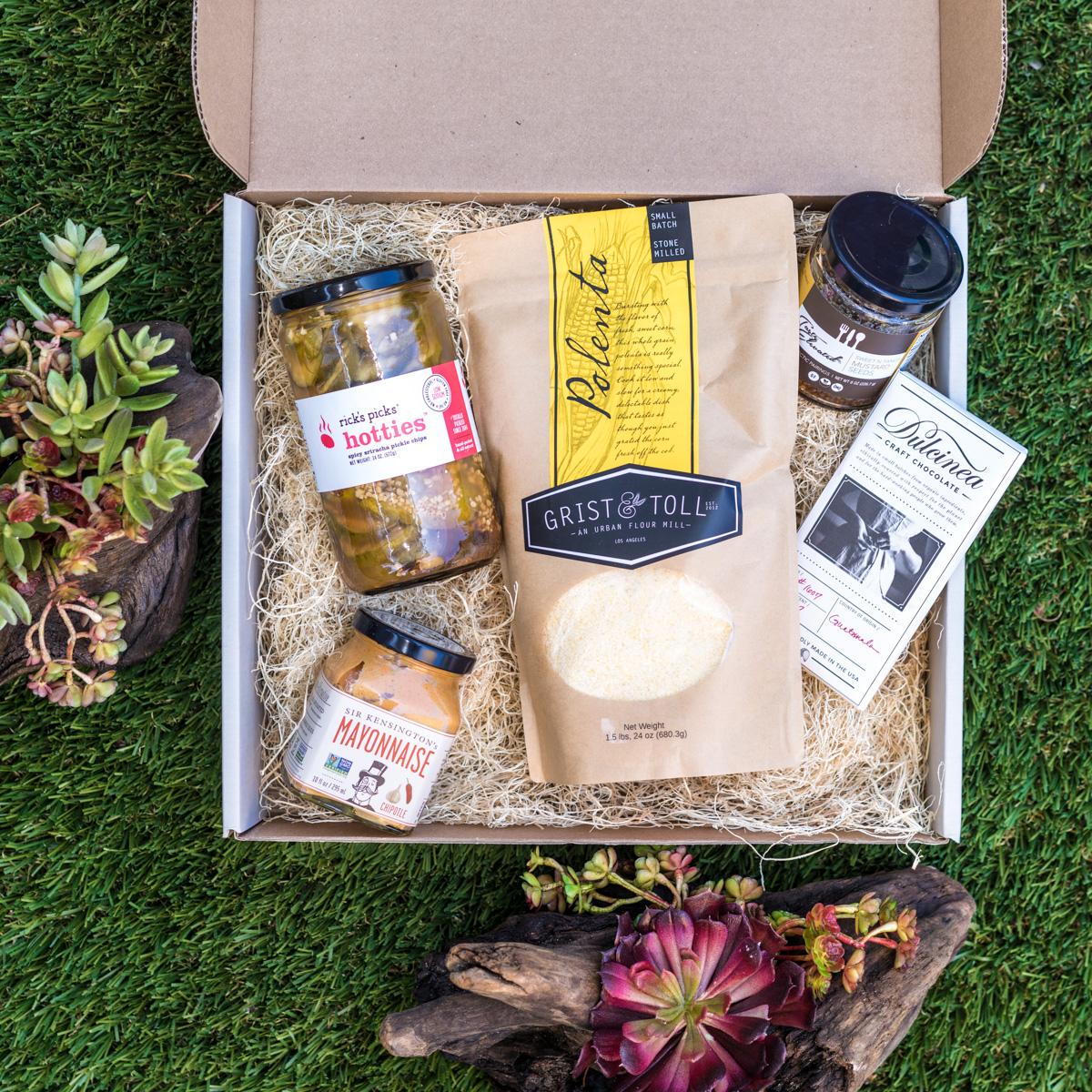 The Box from Chef Richard DeShantz