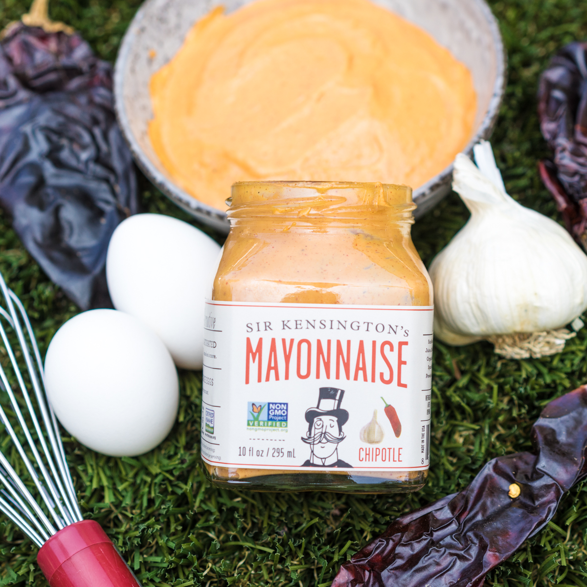 Sir Kensington's Chipotle Mayonnaise