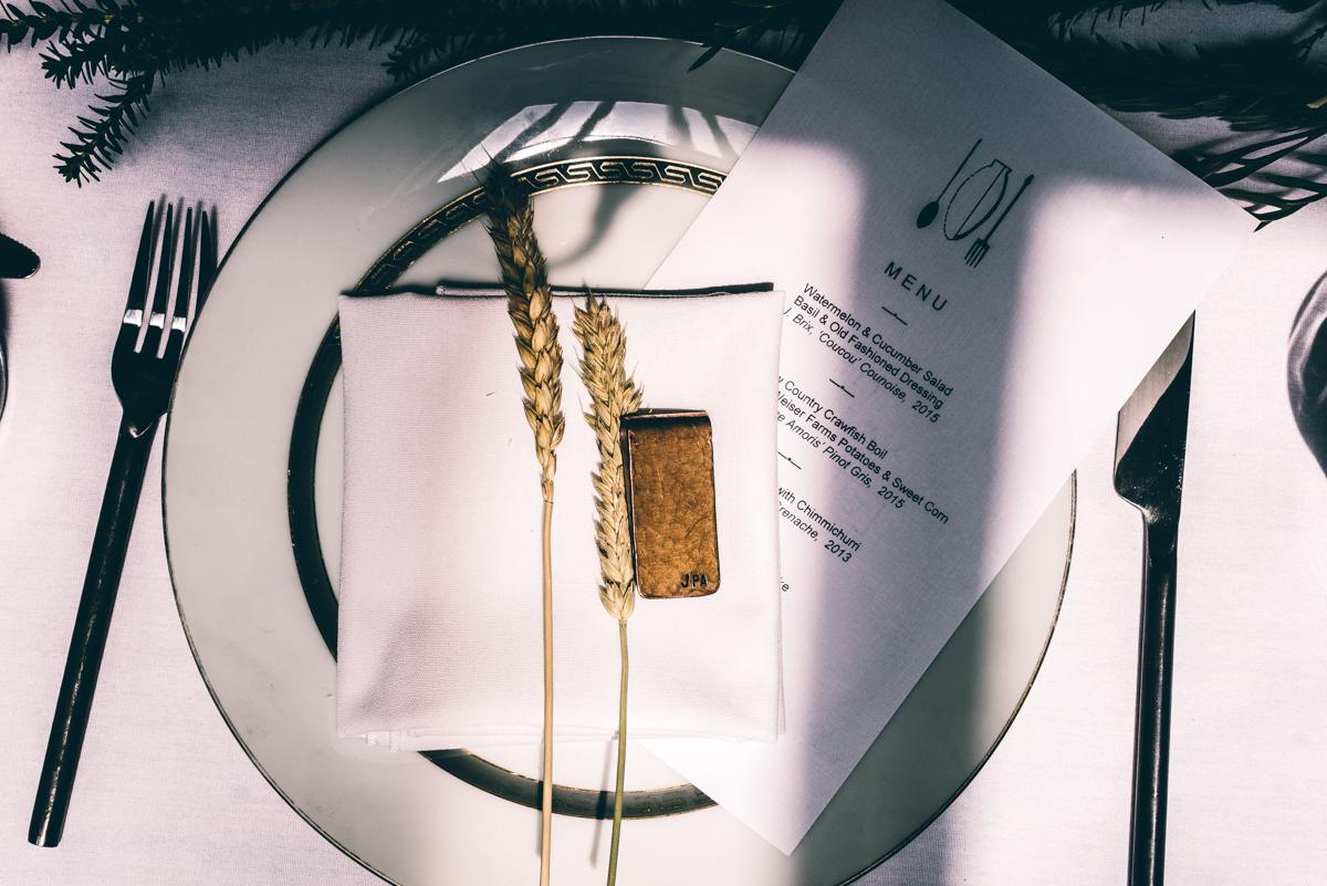 Tehachapi Grain Project BBQ | Menu
