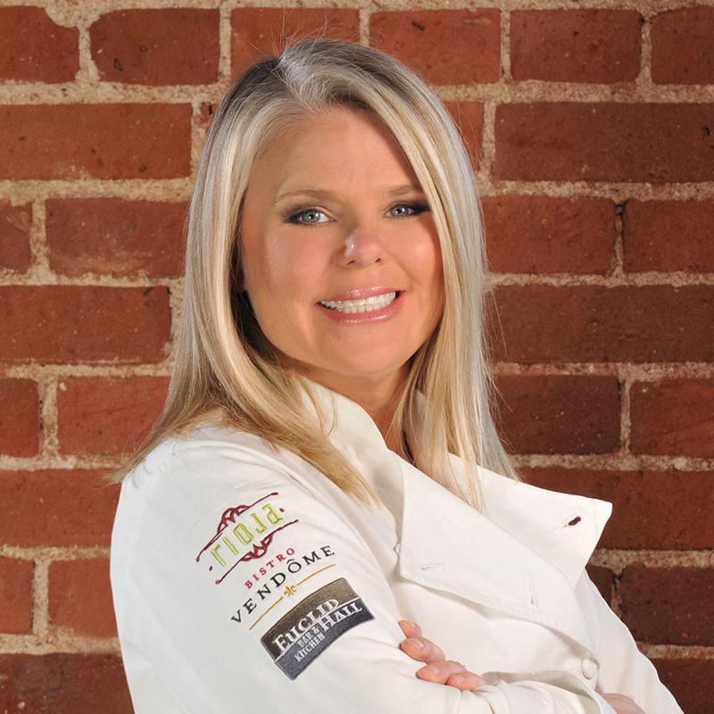 Chef Jennifer Jasinski