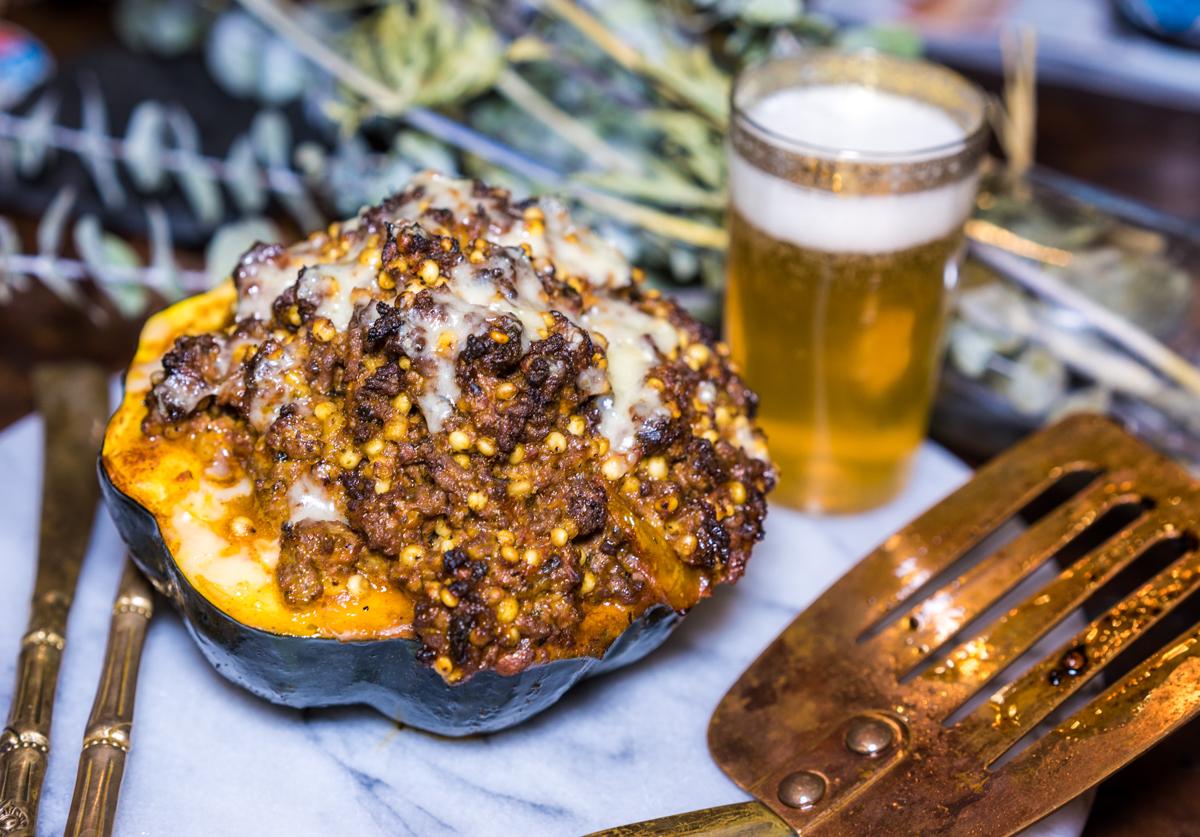 Stuffed Acorn Squash Recipe