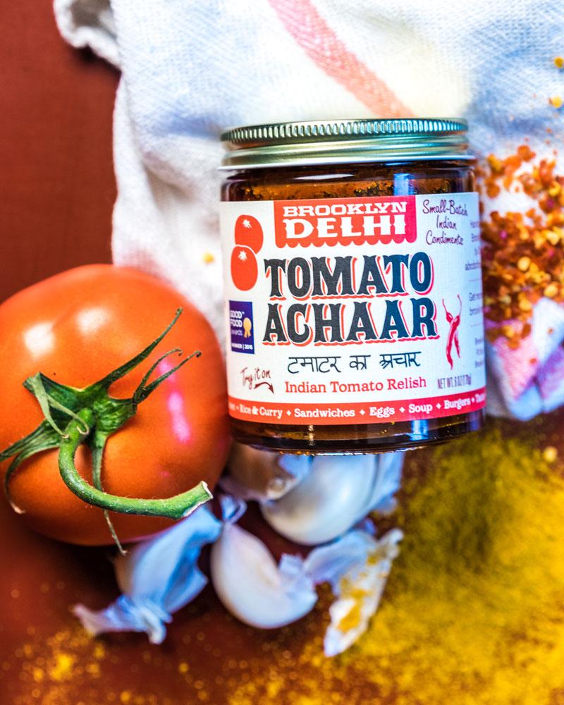 Brooklyn Delhi | Tomato Achaar
