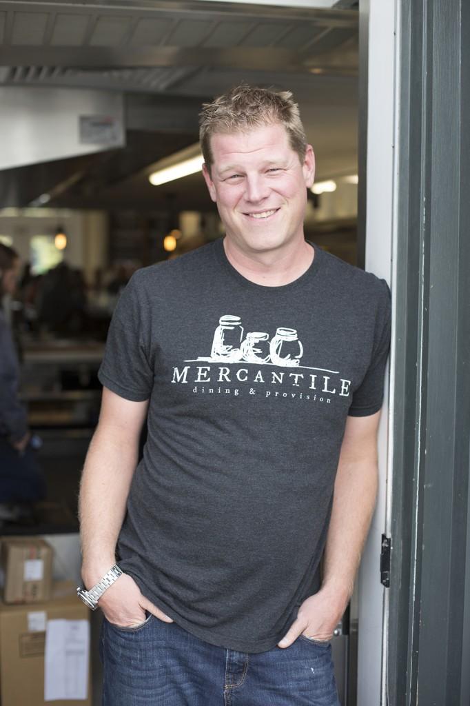 Chef Alex Seidel