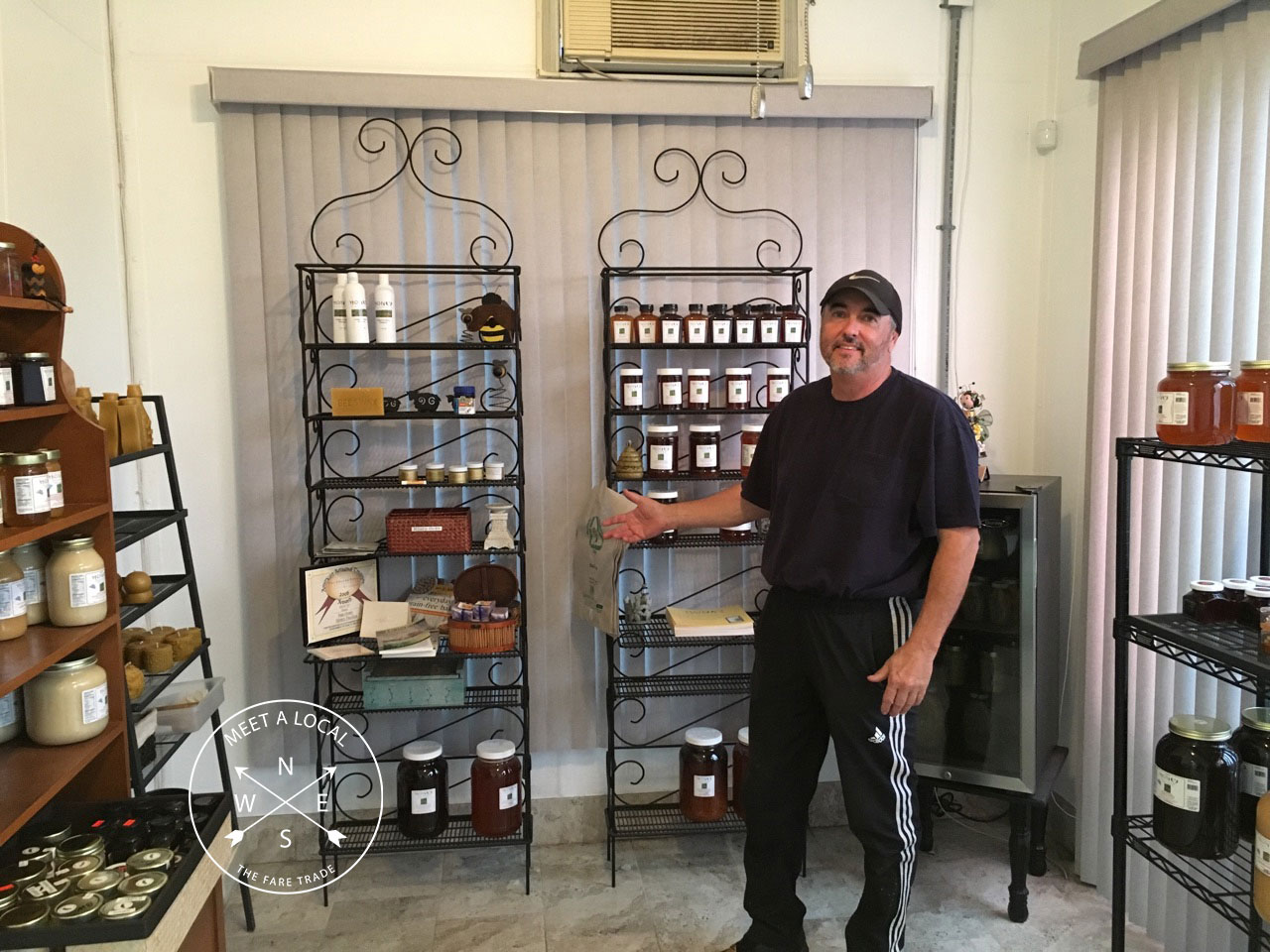 John Poto | Honey Pacifica