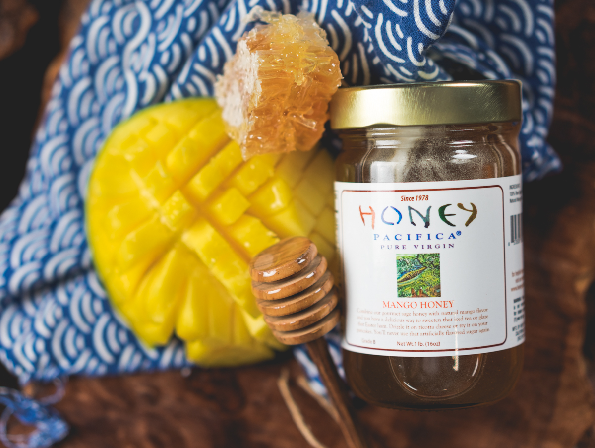 Honey Pacifica | Sage Mango Honey