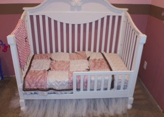 Tutu Bed Skirt or High Chair