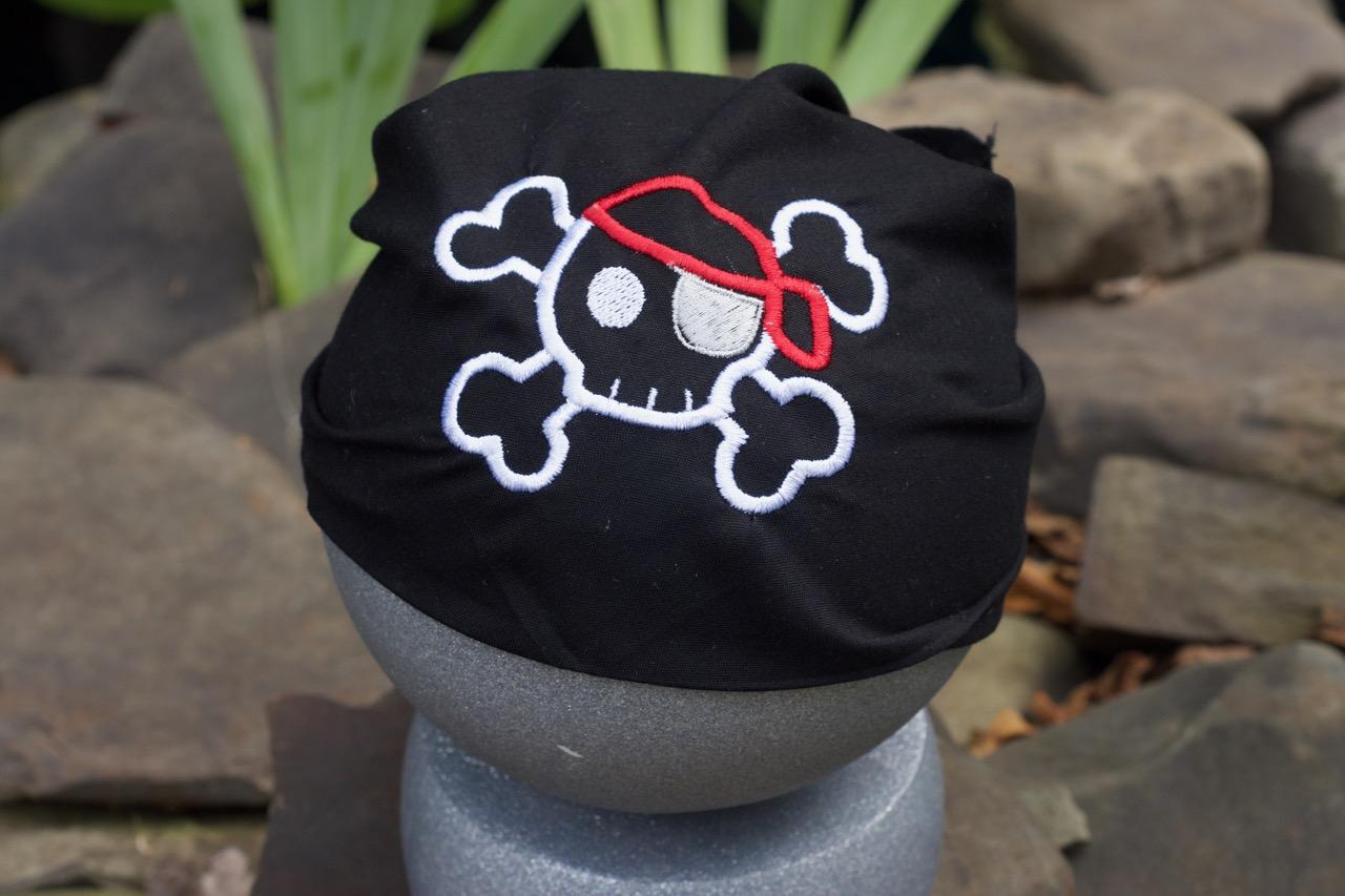 Pirate Patch Bandana