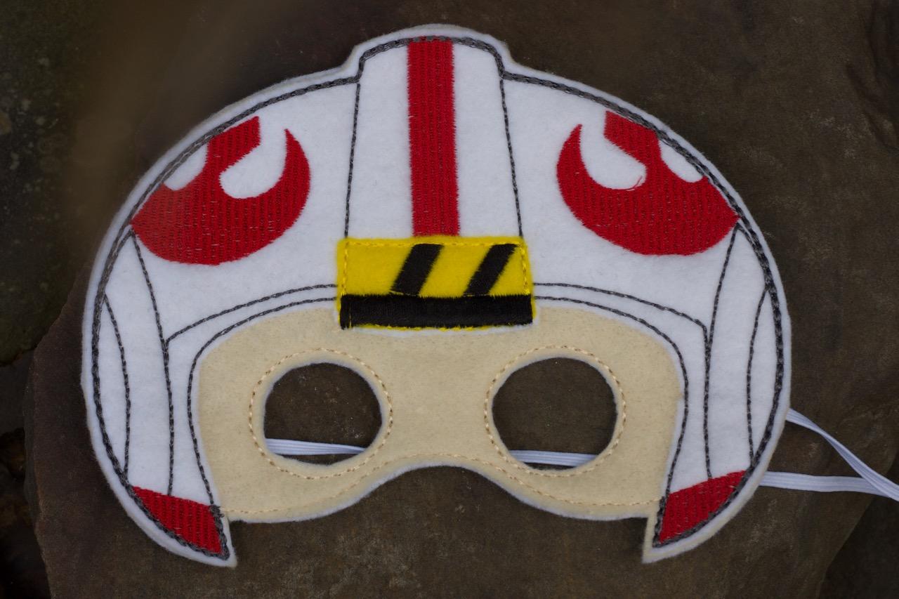 X Wing Pilot Mask
