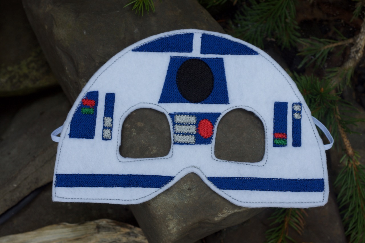 R2D2 Mask