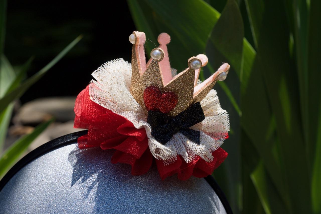 Queen of Hearts Headband