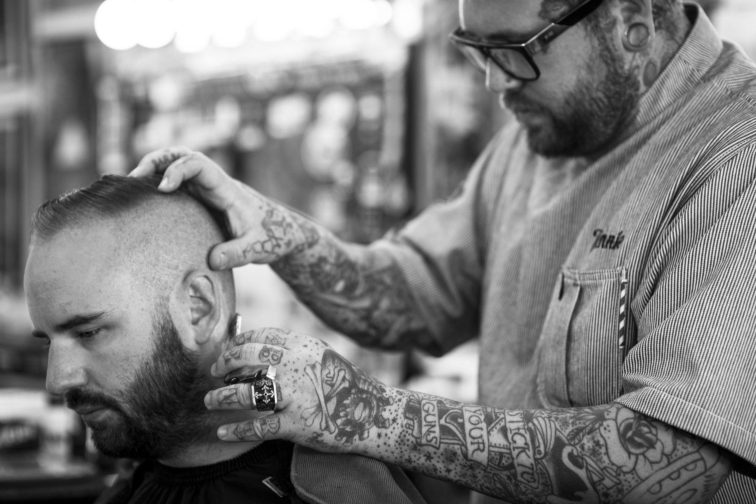 Traditional Barbershop Blog Rob Hammer Photography