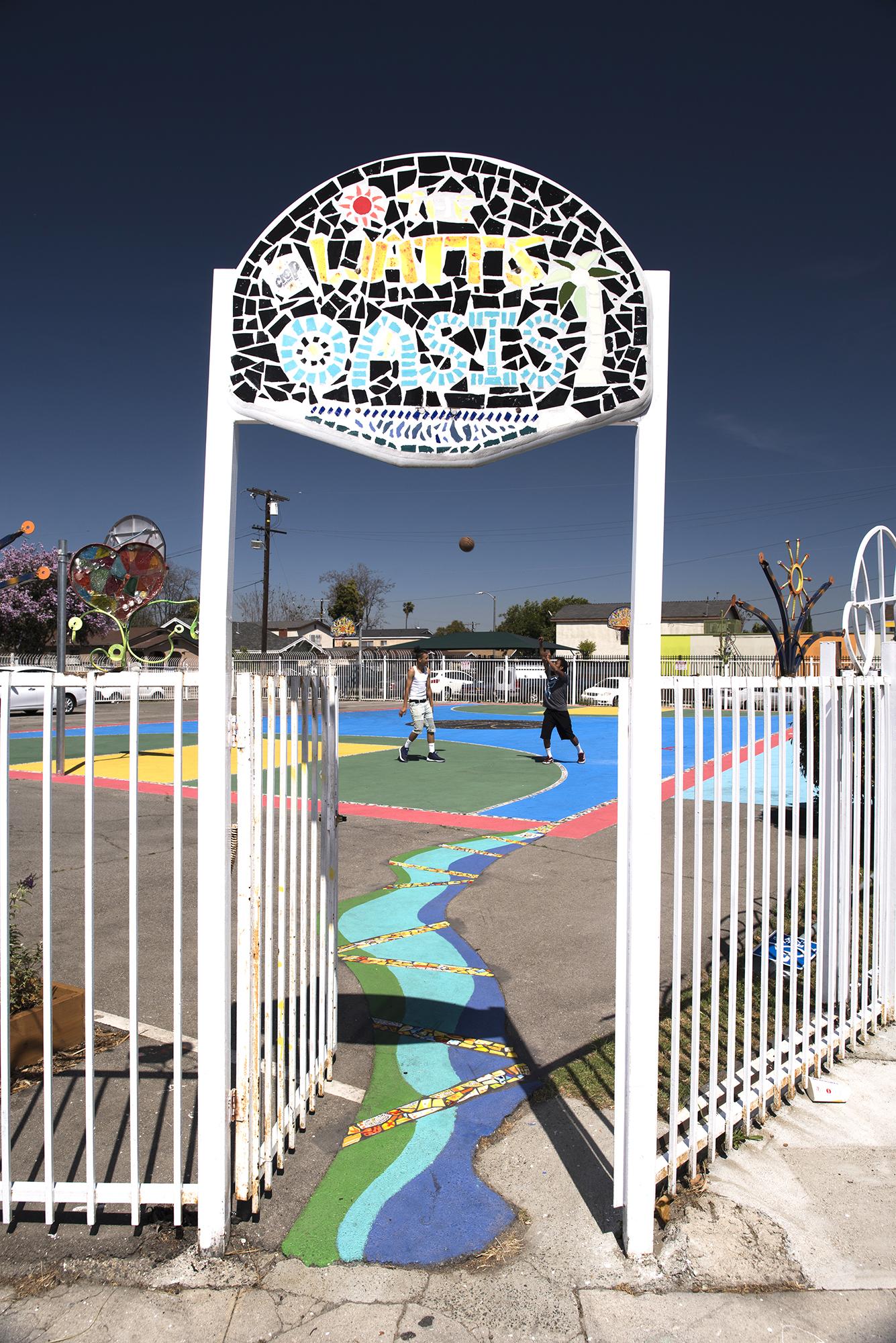 Watts Oasis