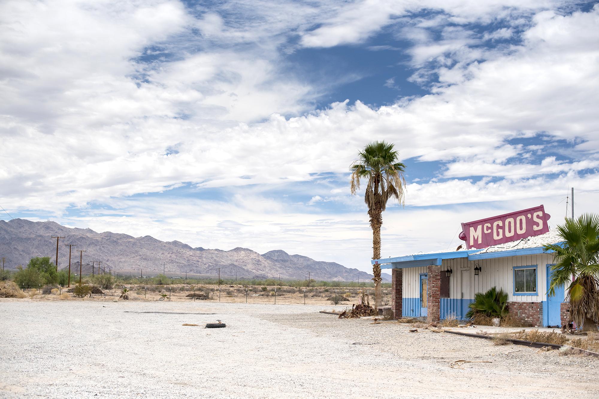 Desert Center, California