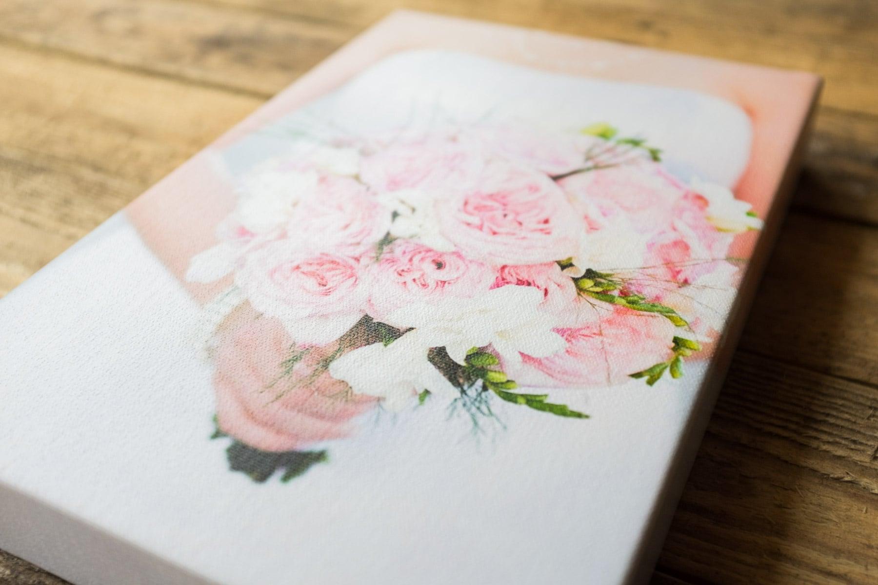 luxury wedding canvas prints