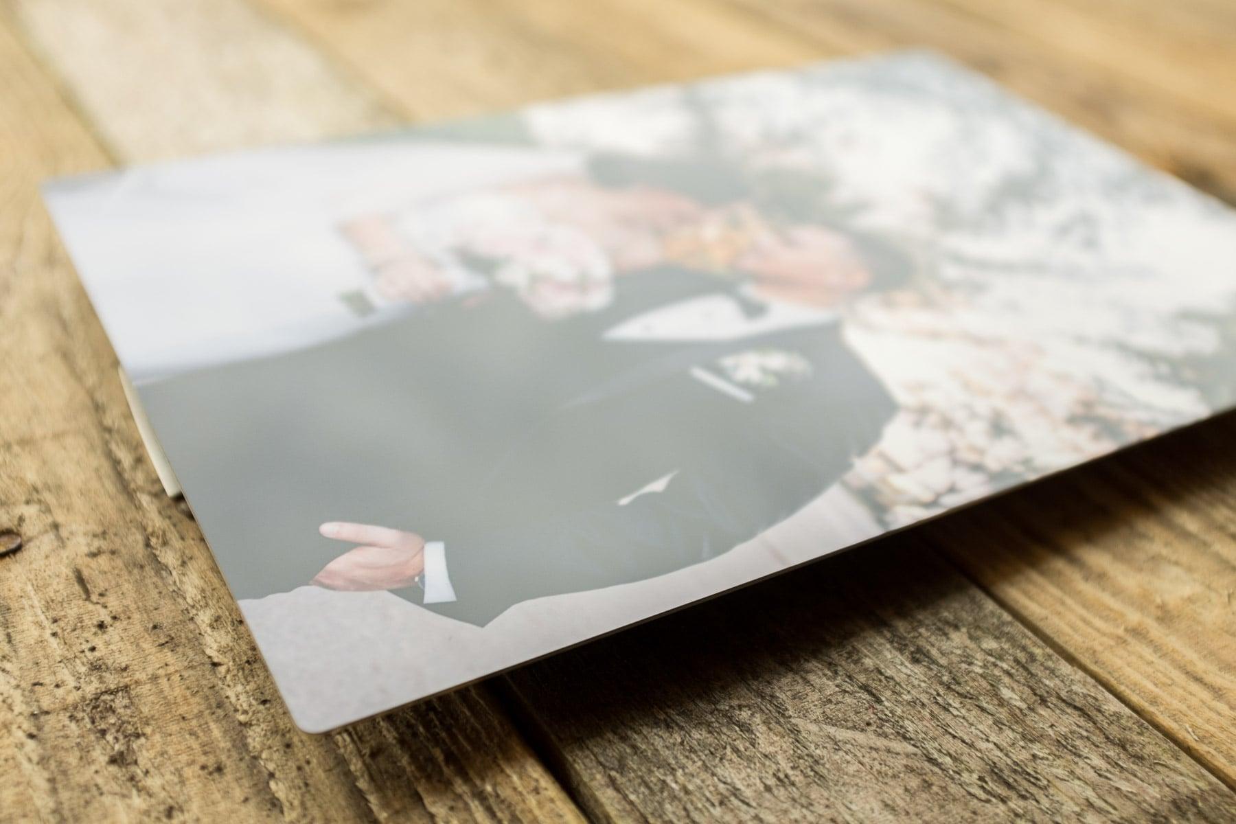 Bride-husband-weddings-miami-metal print