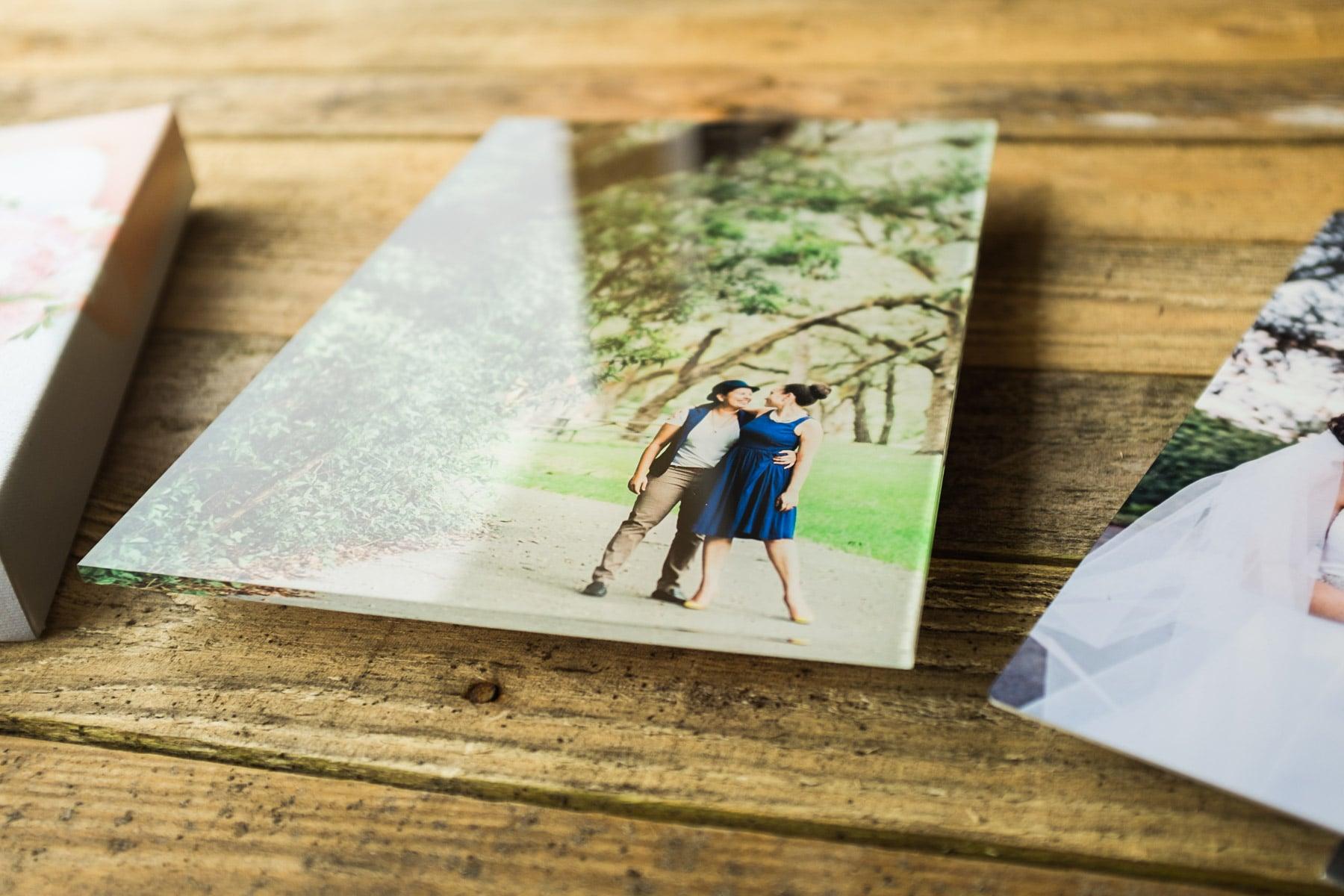 acrylic print-LGBT couple-south florida-weddings