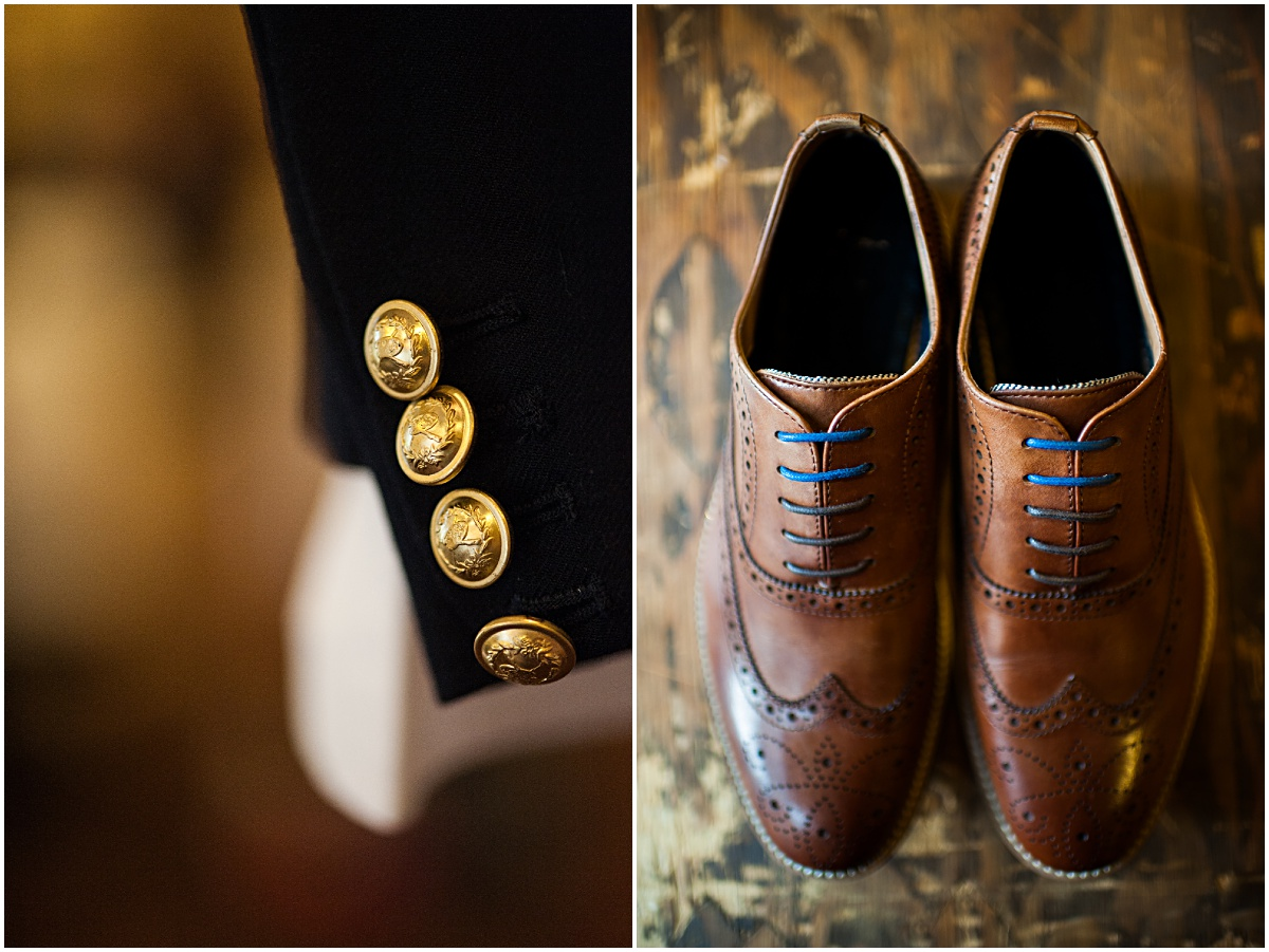 men natural leather dress shoes