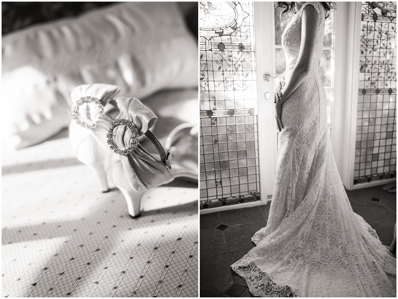 WALTON HOUSE LACE BRIDES DRESS SHOES