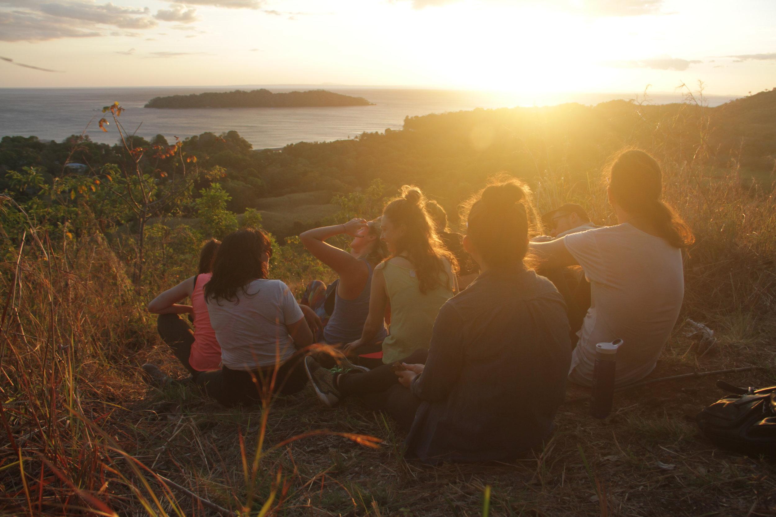 Guided Hike_Santa Catalina Retreats