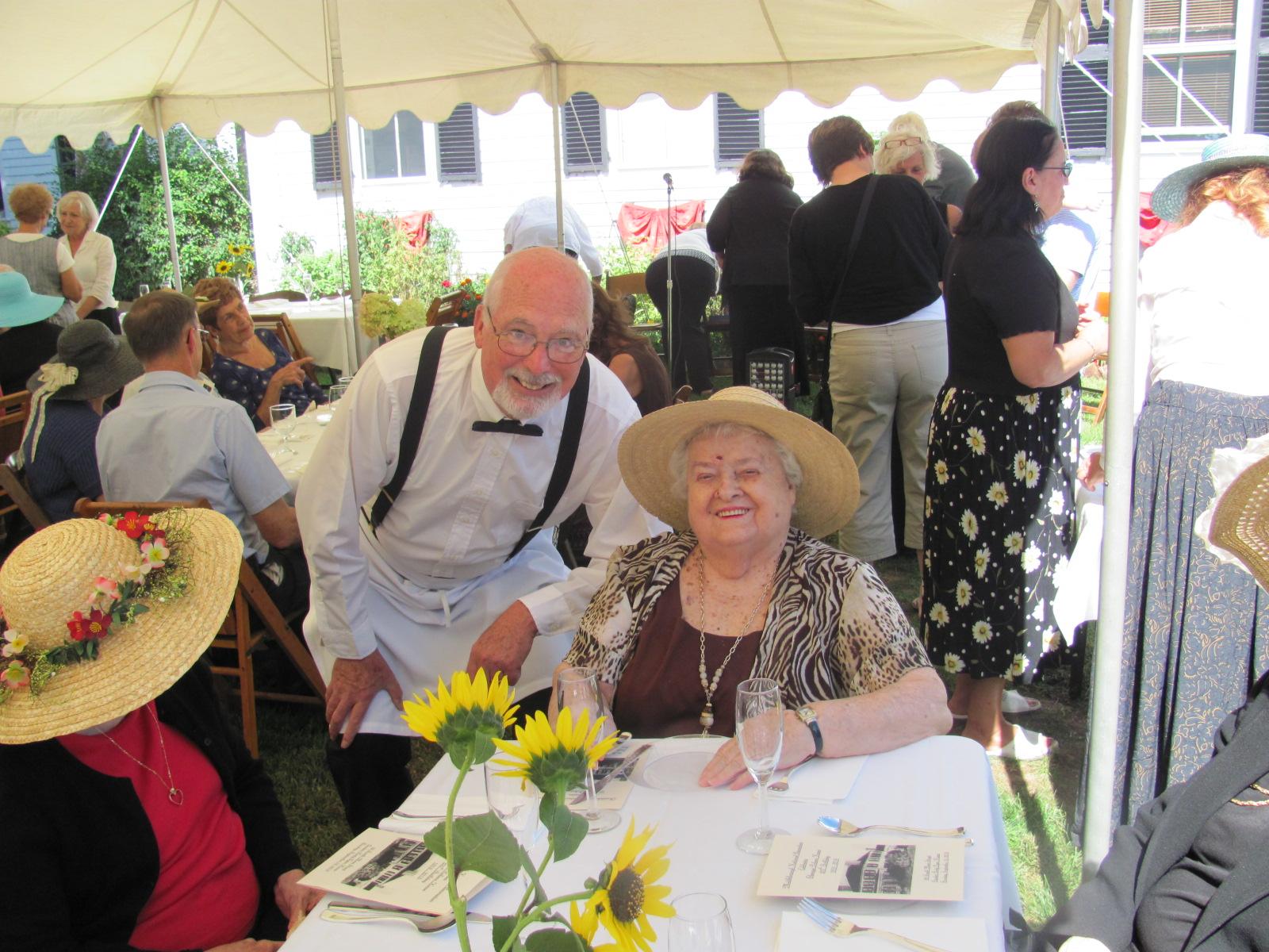Historical_Society_Garden_Party_2013_--_Doug_Vantran_and_Jessie_Brennan.jpg