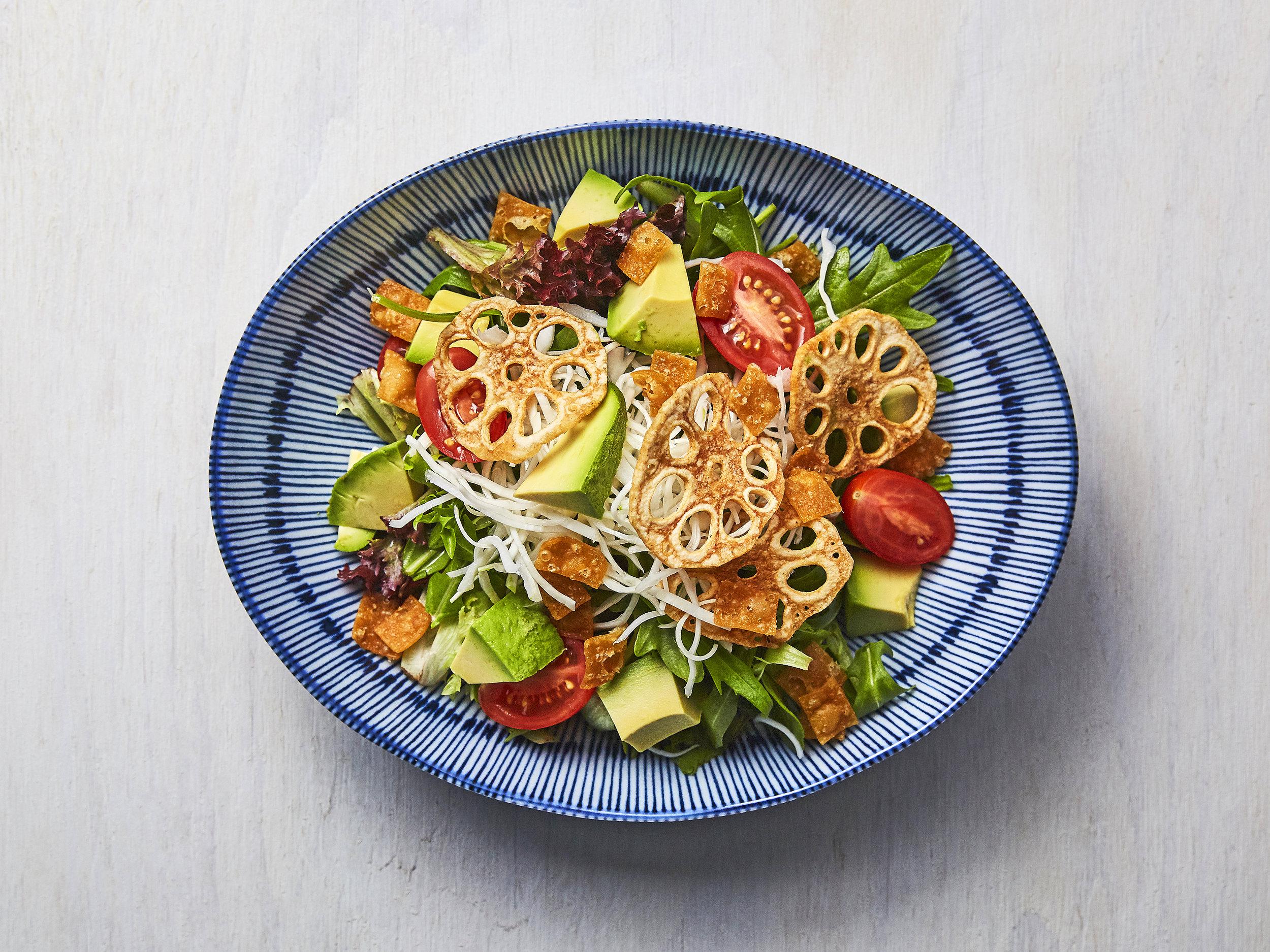 Crunchy Mixed Salad