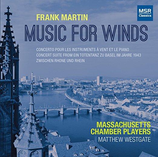 Concerto pour les instruments à vent et le piano,II. Mouvement de Blues - Frank Martin - Massachusetts Chamber Players; Matthew Westgate, conductor