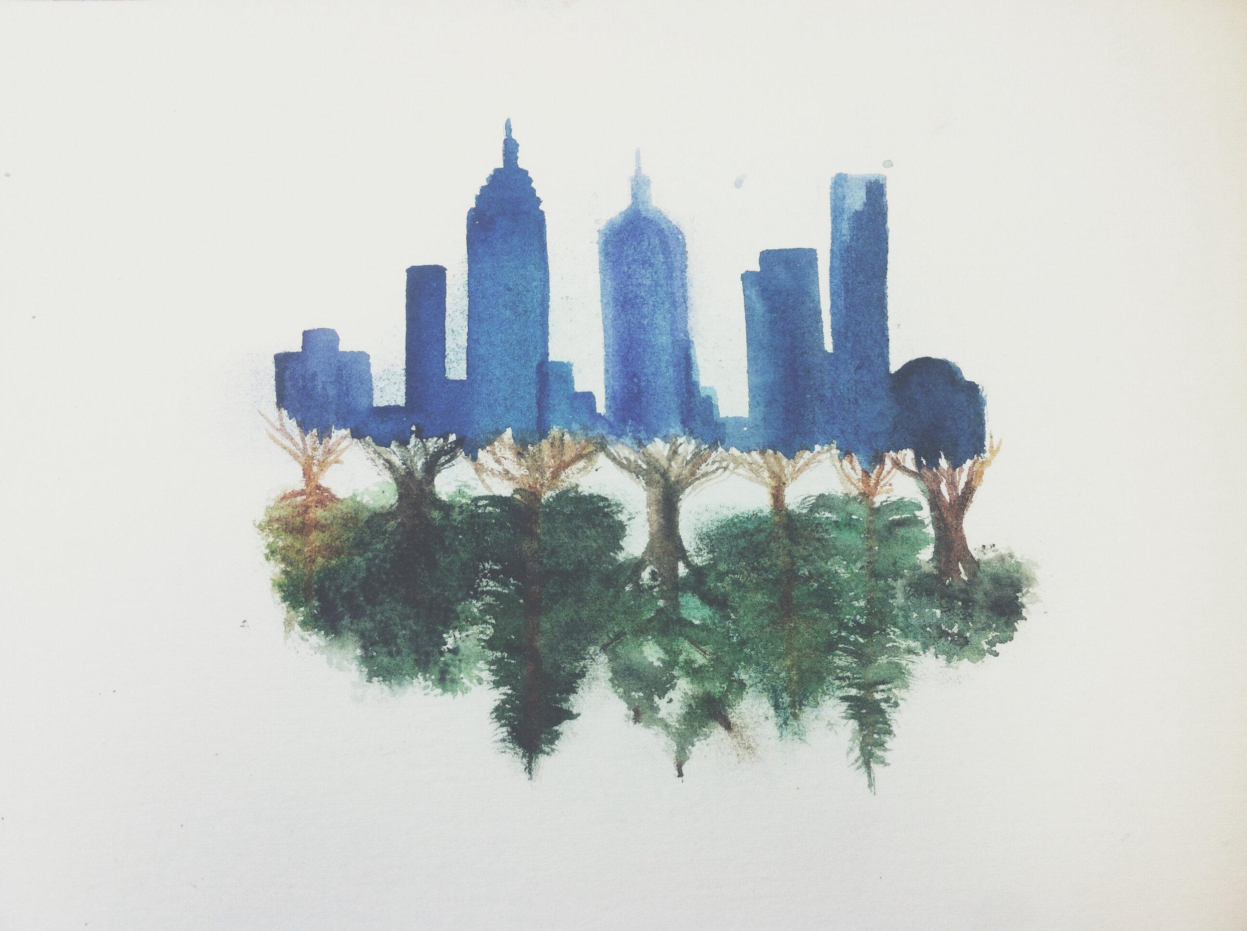 City Trees - Michael Markowski - UMass Wind Ensemble