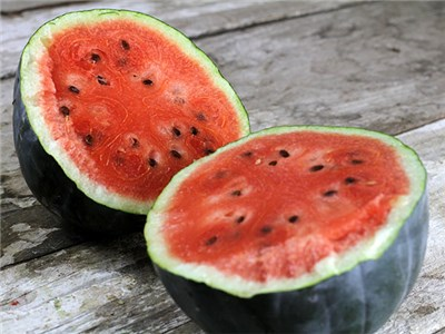 Sugar Baby Watermelon - new for 2015!