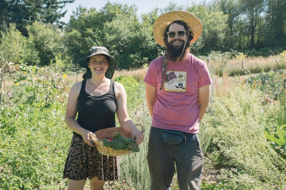 Teague and Melissa, Winslow Food Forest.jpg