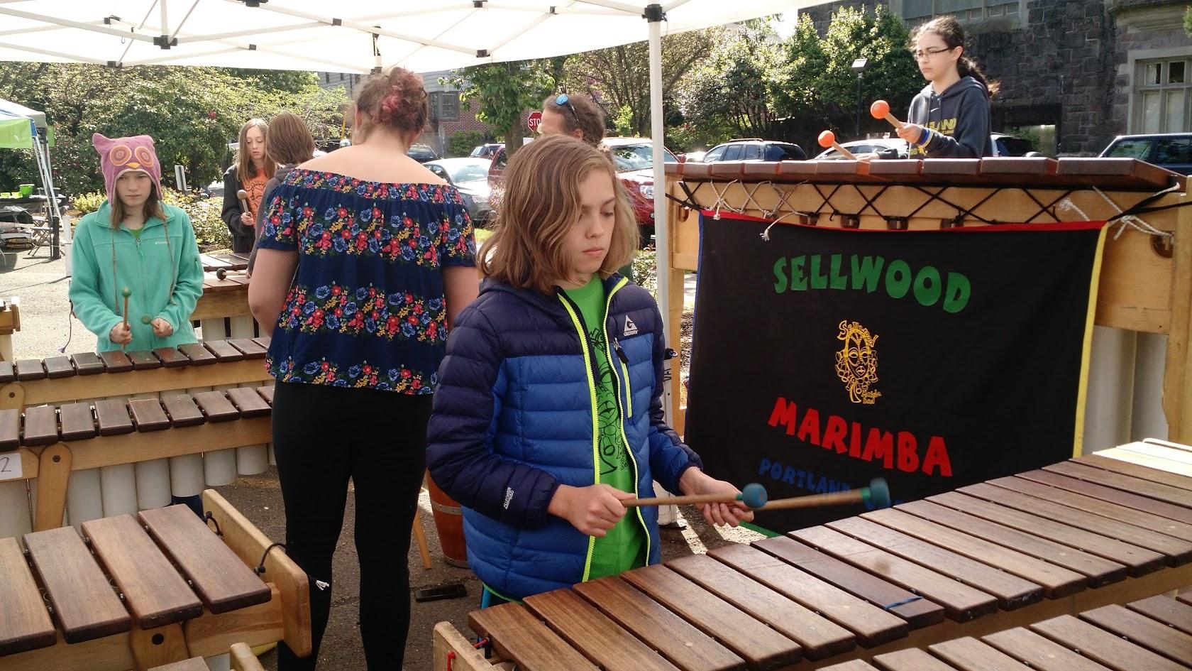 Sellwood Marimba Band -