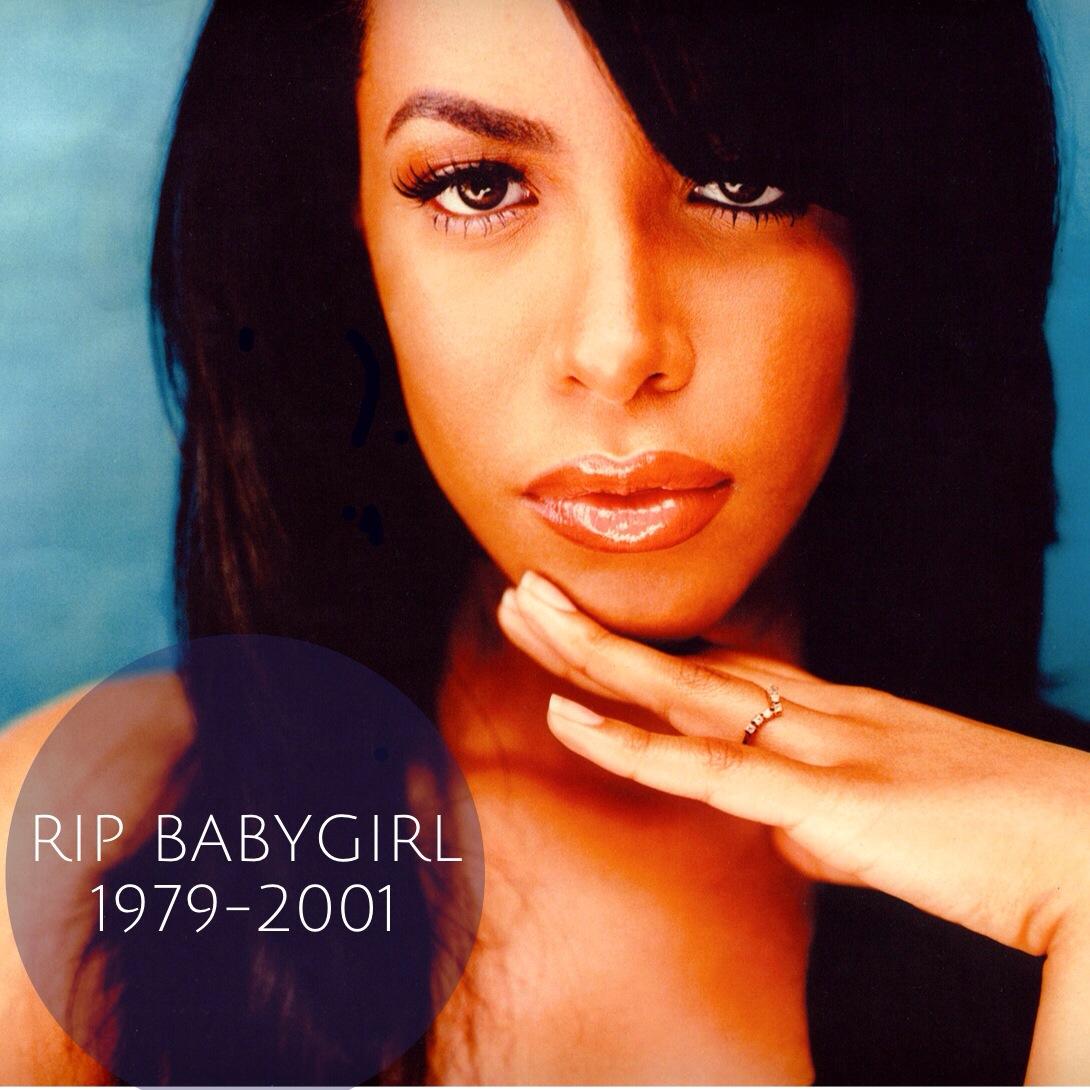Aaliyah RIP