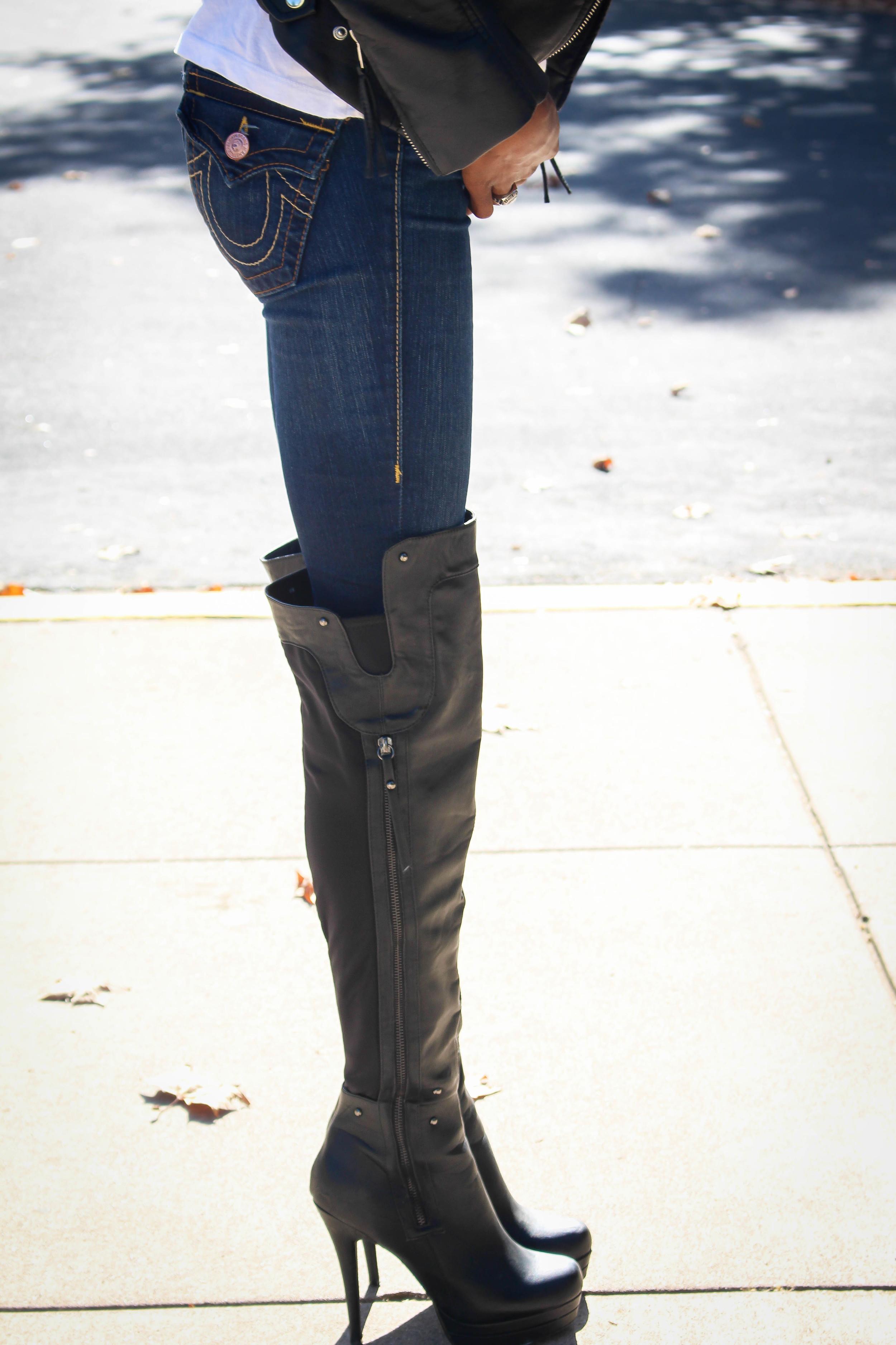 Thigh High | Nikki's Haven