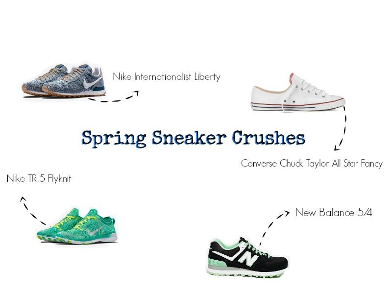 Nikki's Haven Sneaker Must Haves
