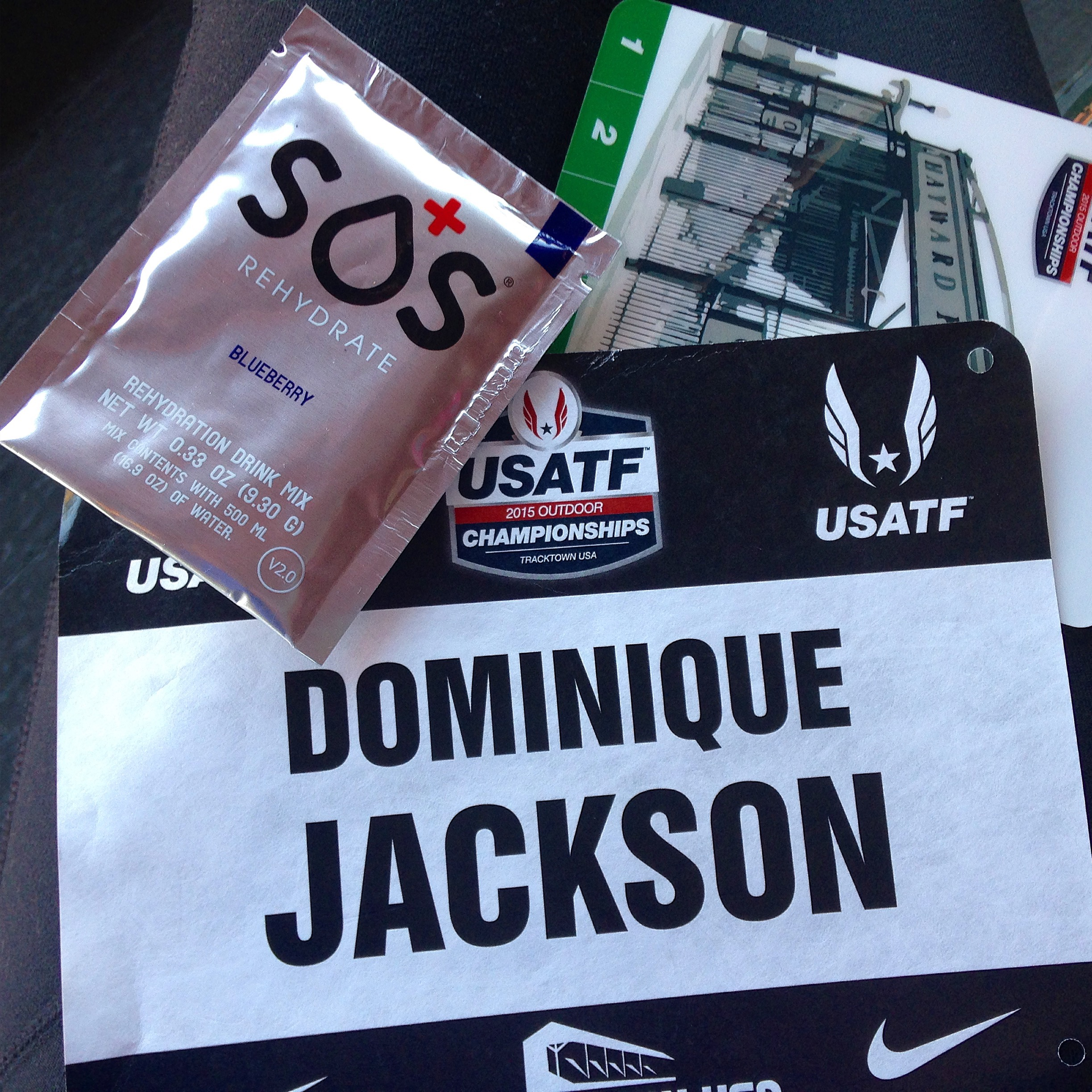Competing at USA's another year. Feeling truly Blessed.