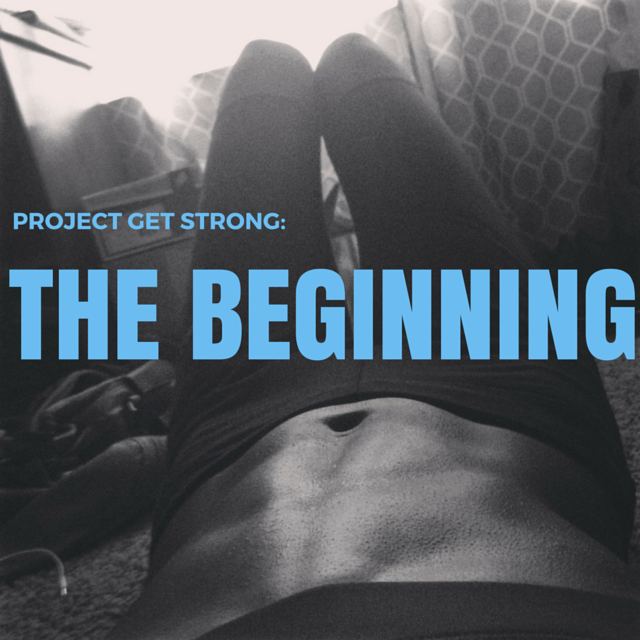 Project Get Strong via Nikki's Haven