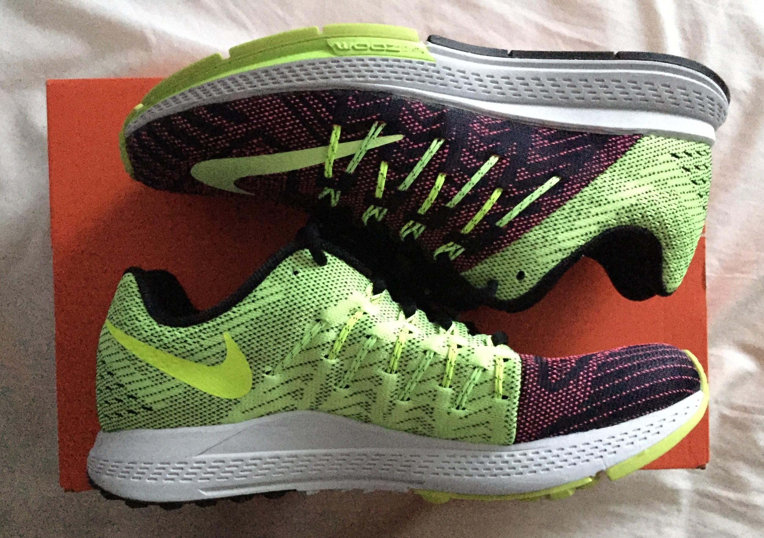Nike Zoom Elite 8: Favorite TRainer
