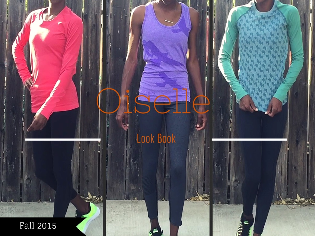 My Oiselle Look book was my favorite piece of content! Look out for a winter gifting video soon :)