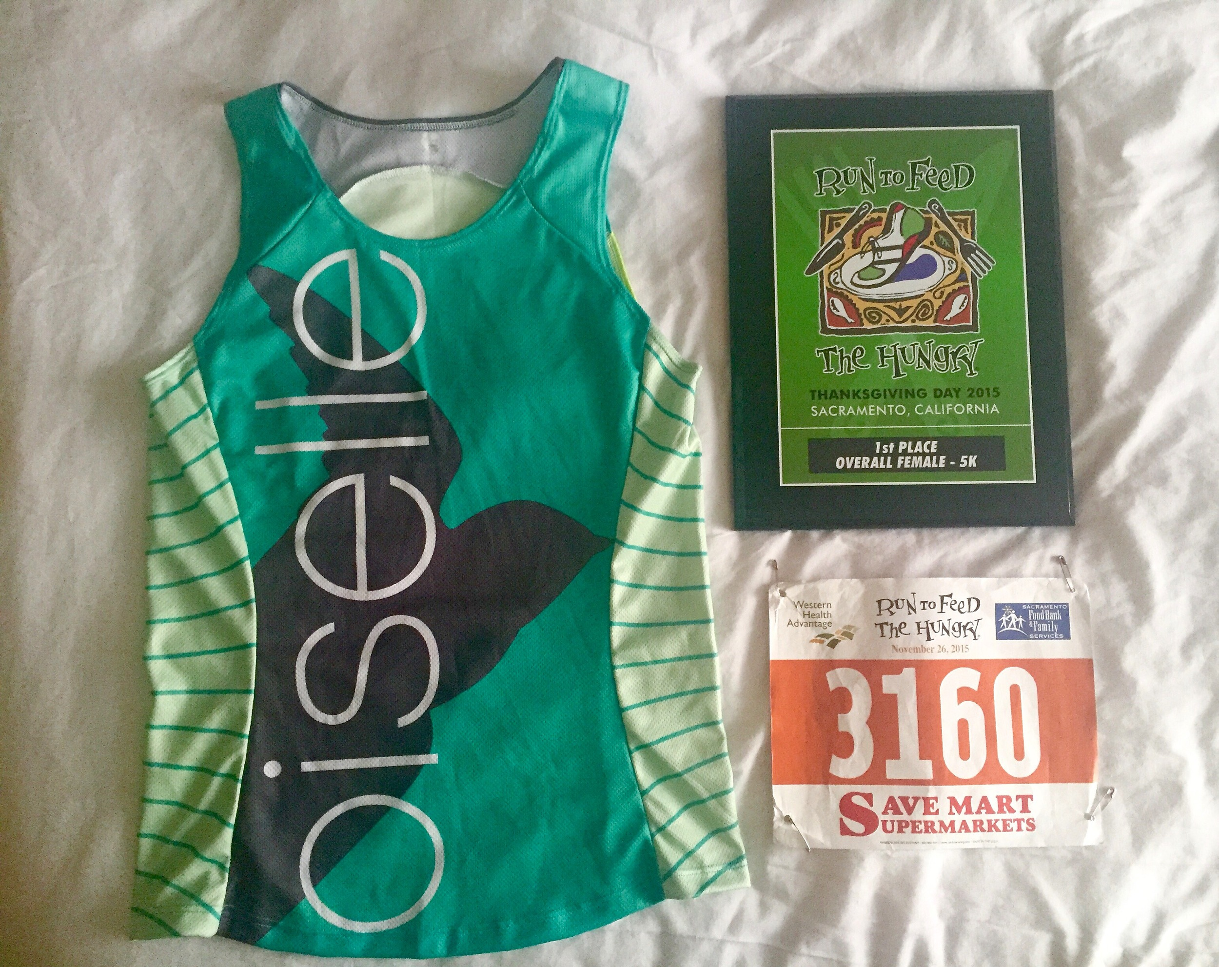 blog post coming soon about this race!