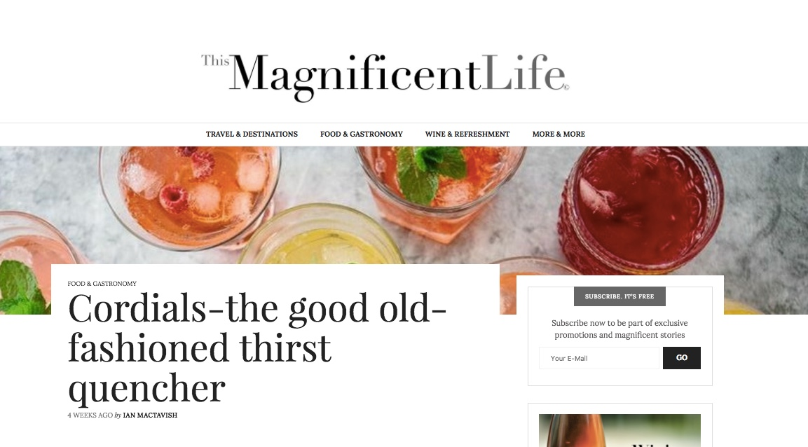 This Magnificent Life
