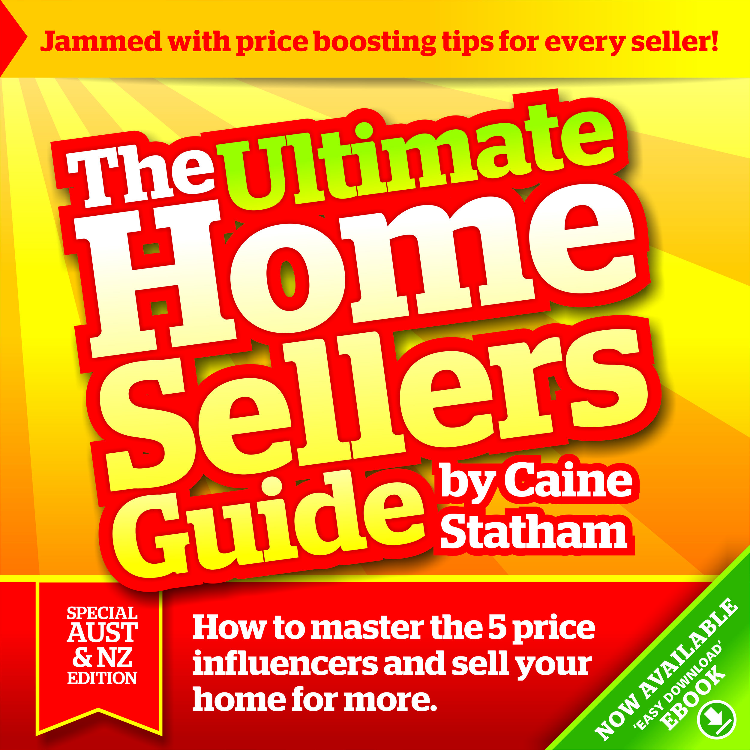 The Ultimate Home Sellers Guide     The more you know, the better the entire sales process will go for you. This is a great book, if we may say so ourselves.    Grab a coffee or a tea, click the link here and have a great read; you will be the better for it.