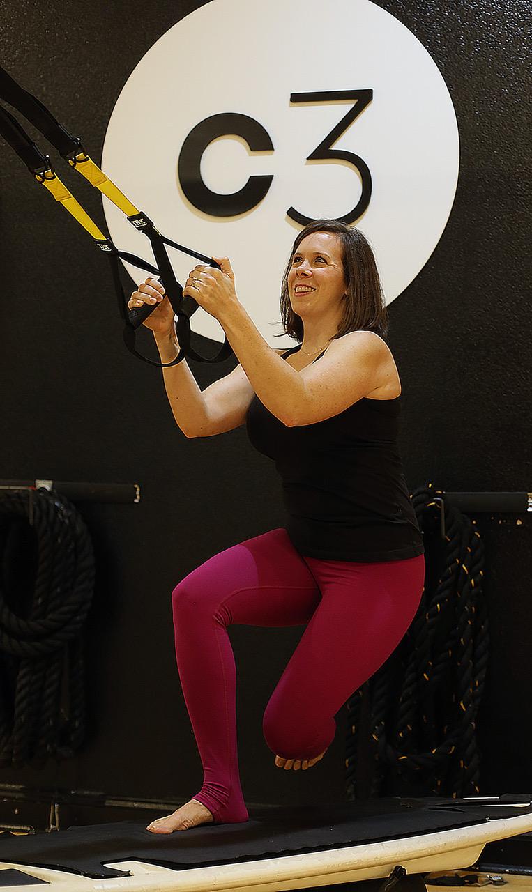 Whitney Ackerman  CYCLE • SURF • TRX