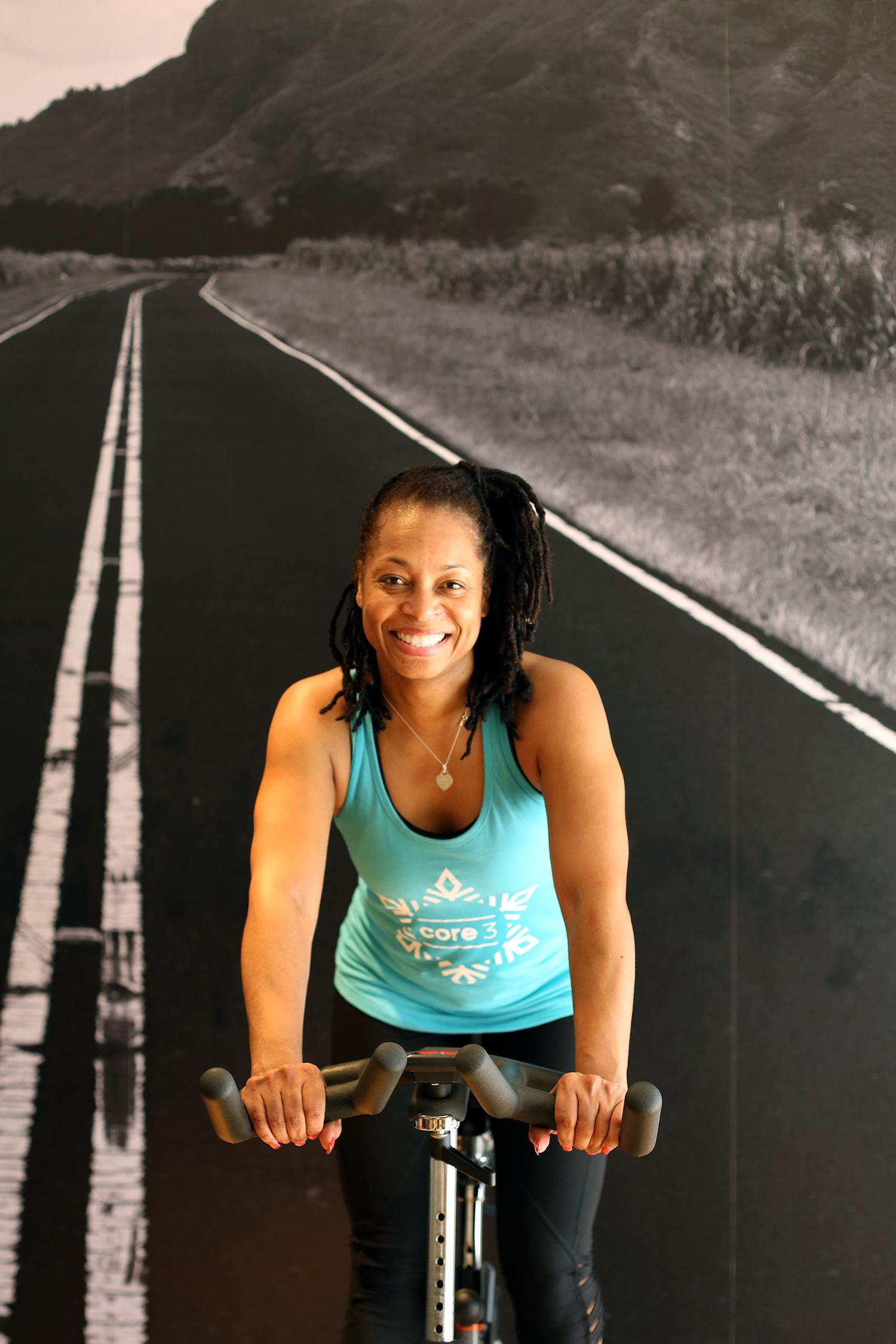 Sandra Morton  CYCLE