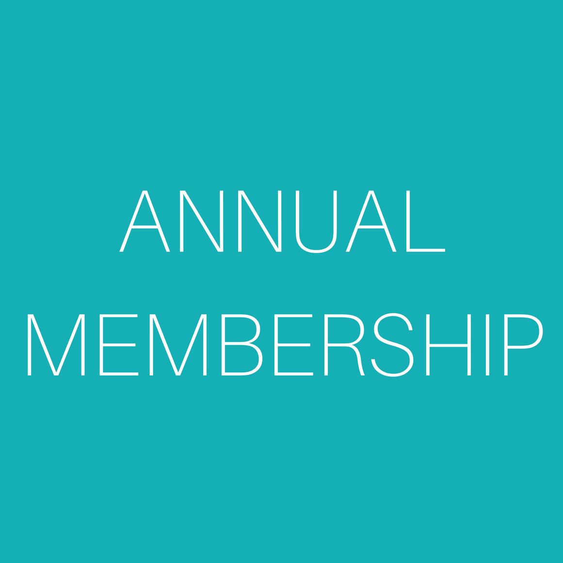 Core 3 Annual Membership